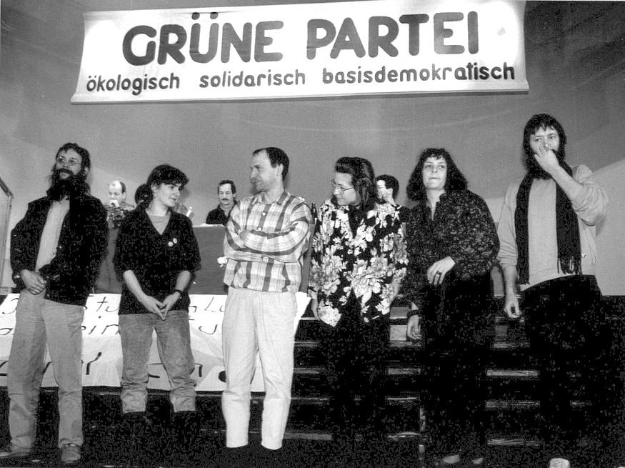 Gruendung Der Gruenen 1979